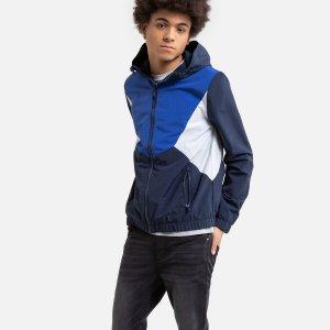 Куртка LaRedoute. Цвет: белый