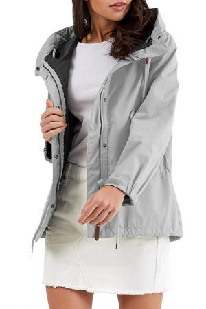 Куртка Tom Farr. Цвет: серый
