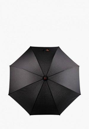 Зонт-трость Swims Umbrella Long. Цвет: черный