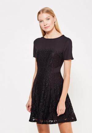Платье LOST INK LO019EWWIM30. Цвет: черный