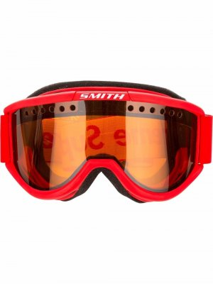Лыжная маска Cariboo OTG из коллаборации с Smith Supreme. Цвет: красный