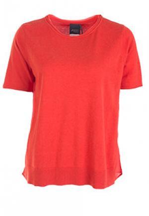 Пуловер PERSONA BY MARINA RINALDI. Цвет: коричневый