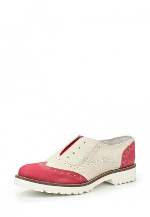 Ботинки Ana Lublin. Цвет: разноцветный
