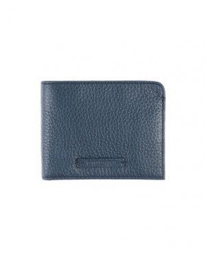 Бумажник ROYAL REPUBLIQ. Цвет: синий