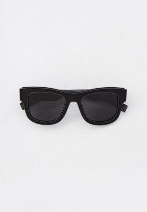 Очки солнцезащитные Dolce&Gabbana DG6140 329387. Цвет: черный