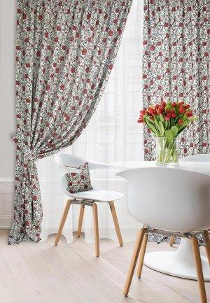 Комплект Kauffort Lady Flower. Цвет: разноцветный