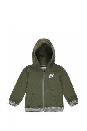 Куртка Minoti. Цвет: хаки