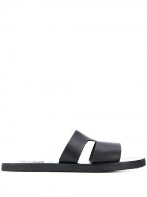 Сандалии Apteros Ancient Greek Sandals. Цвет: черный