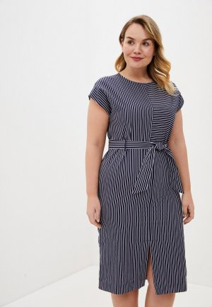 Платье Ostin O'stin. Цвет: синий