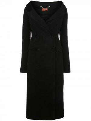 Пальто Barbara Altuzarra. Цвет: черный