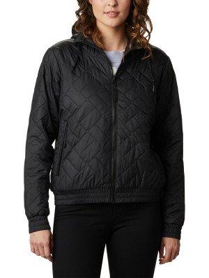 Куртка утепленная женская Sweet View™, размер 46 Columbia. Цвет: черный