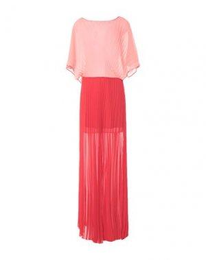 Длинное платье EUREKA by BABYLON. Цвет: розовый