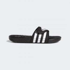 Шлепанцы ADISSAGE K Performance adidas. Цвет: черный