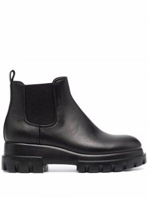 Maxine chelsea boots AGL. Цвет: черный