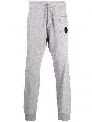 Спортивные брюки C.P. Company. Цвет: серый