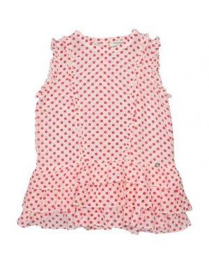 Блузка TWINSET. Цвет: слоновая кость