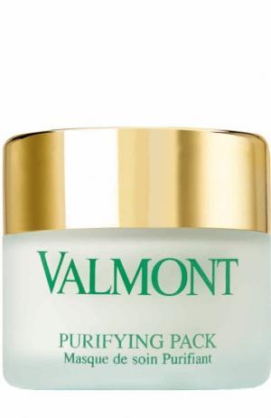 Очищающая маска для лица Valmont. Цвет: бесцветный