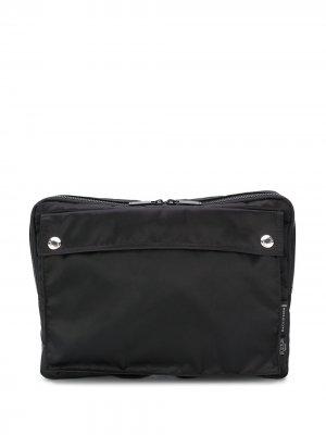 Сумка для ноутбука из коллаборации с Porter Porter-Yoshida & Co. Цвет: черный