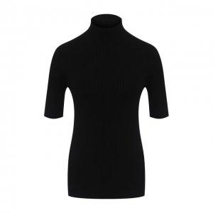 Пуловер из вискозы Escada Sport. Цвет: чёрный
