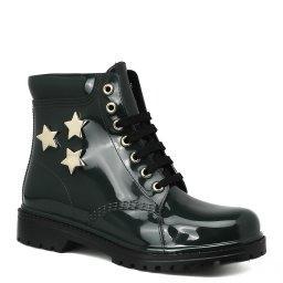 Ботинки 552.7510L темно-зеленый CHIARA BELLINI