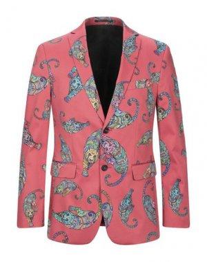 Пиджак CUSTO BARCELONA. Цвет: красный