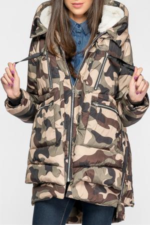 Куртка Joins. Цвет: мультицвет