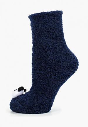 Носки Modis. Цвет: синий
