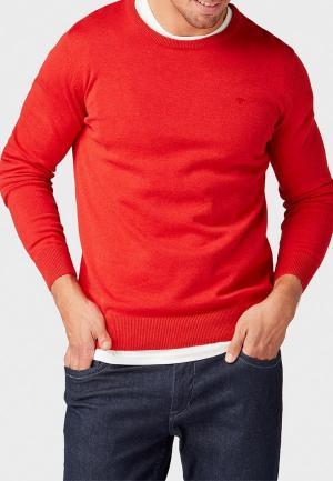 Джемпер Tom Tailor. Цвет: красный