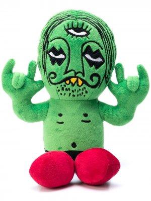 Мягкая игрушка Rock On Haculla. Цвет: зеленый