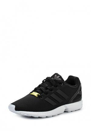 Кроссовки adidas Originals ZX FLUX C. Цвет: черный