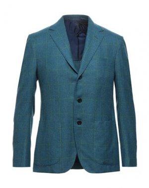 Пиджак SARTORIO. Цвет: цвет морской волны