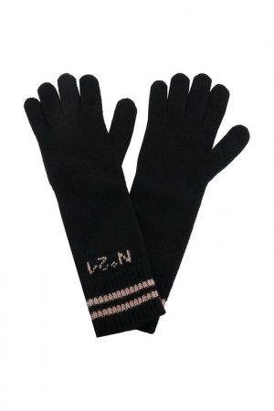 Перчатки No.21. Цвет: черный