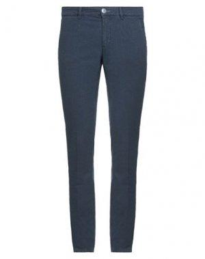 Повседневные брюки HAVANA & CO.. Цвет: грифельно-синий