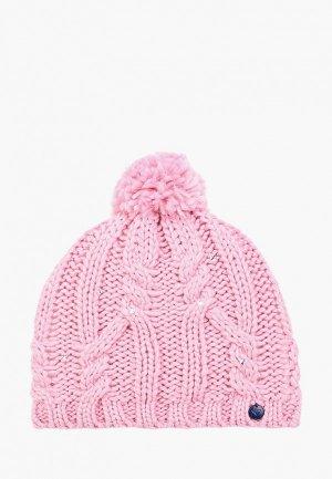 Шапка Roxy SH STAR GIRL B  HDWR. Цвет: розовый