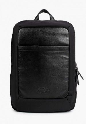 Рюкзак Franco Frego BPCK. Цвет: черный
