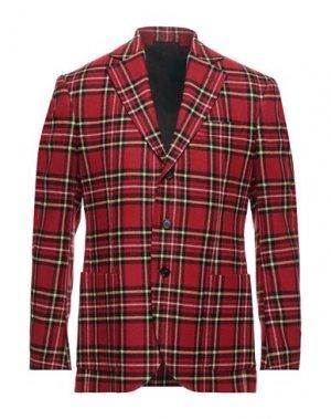 Пиджак ERMANNO SCERVINO. Цвет: красный