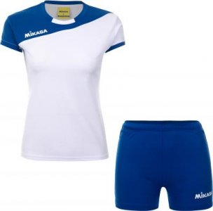 Комплект волейбольной формы женский MIKASA Moach, размер 50. Цвет: белый