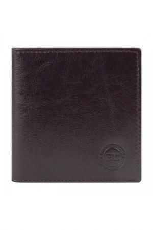 Футляр для кредитных карт Franchesco Mariscotti. Цвет: темно-бордовый