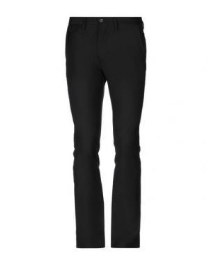 Повседневные брюки KRIS VAN ASSCHE. Цвет: черный