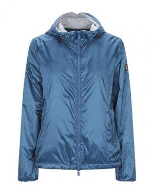 Куртка CIESSE PIUMINI. Цвет: пастельно-синий