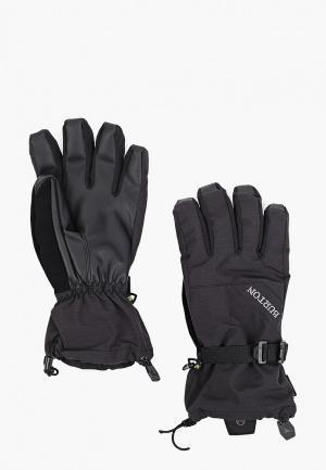 Перчатки горнолыжные Burton MB PROSPECT GLV. Цвет: черный