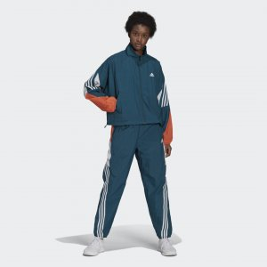 Спортивный костюм Game-Time adidas. Цвет: белый