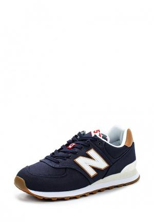 Кроссовки New Balance NE007AMAGGE6. Цвет: синий