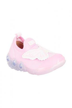 Обувь спортивная Bibi. Цвет: светло-розовый, фуксия