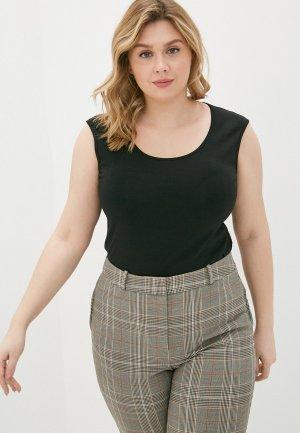 Майка Adele Fashion. Цвет: черный