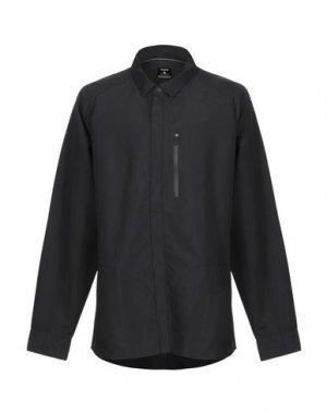 Куртка HURLEY. Цвет: черный