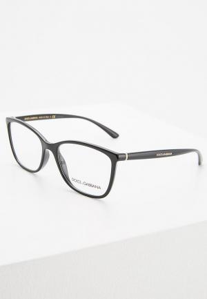 Оправа Dolce&Gabbana DG5026 501. Цвет: черный