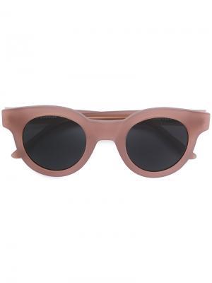 Солнцезащитные очки Edie Sun Buddies. Цвет: розовый и фиолетовый