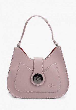 Сумка Franco Frego. Цвет: розовый