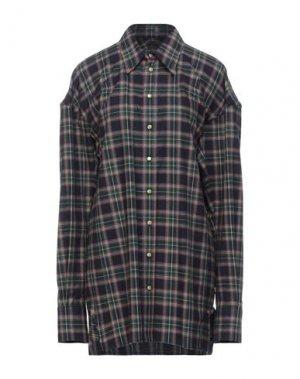 Pубашка ANDREAS KRONTHALER x VIVIENNE WESTWOOD. Цвет: темно-зеленый